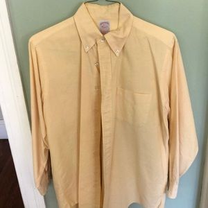 Brooks Brothers cotton button down shirt